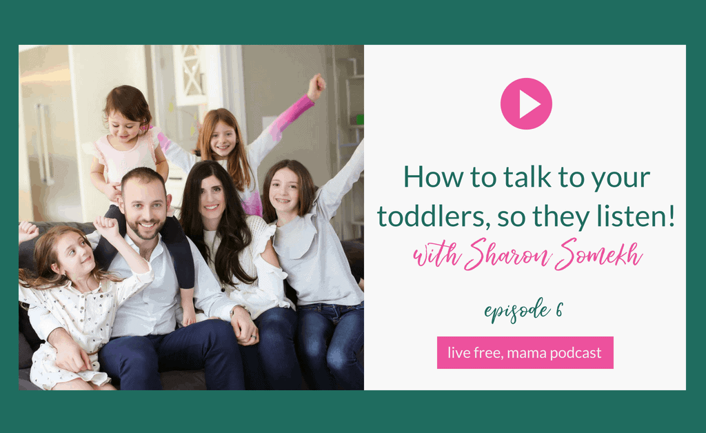 Talk to toddlers so they listen