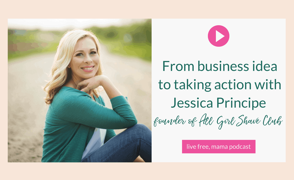 business idea to taking action