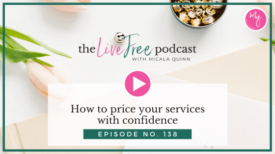 How to price your services with confidence