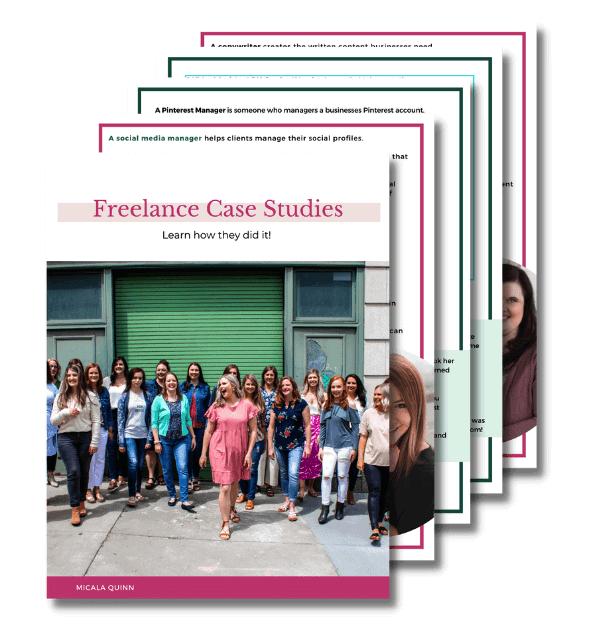 freelance case studies