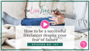 How to be a successful freelancer despite your fear of failure