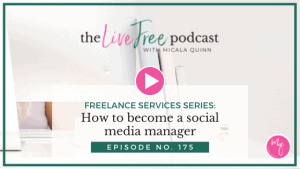 How to become a social media manager   Freelance Services Series